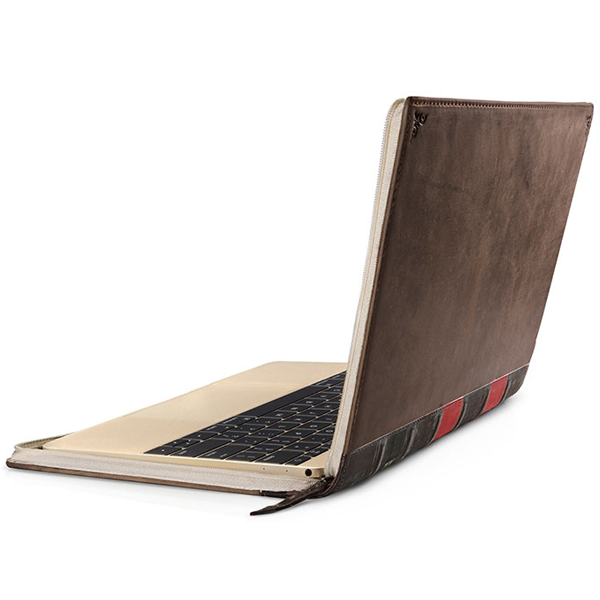 Shop Twelve South BookBook Leather Case for MacBook
