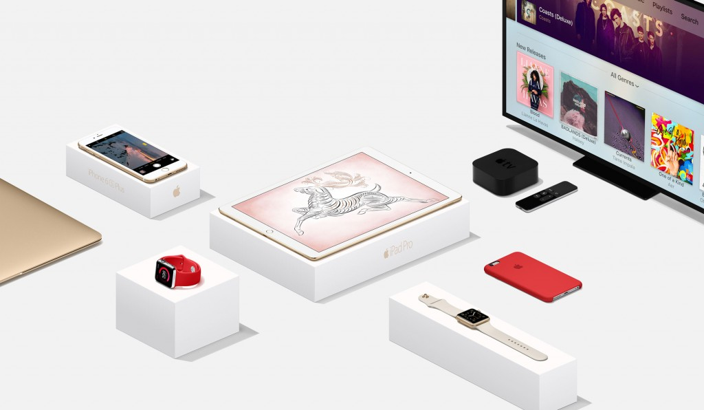 Apple 2015 Christmas Gift Guide