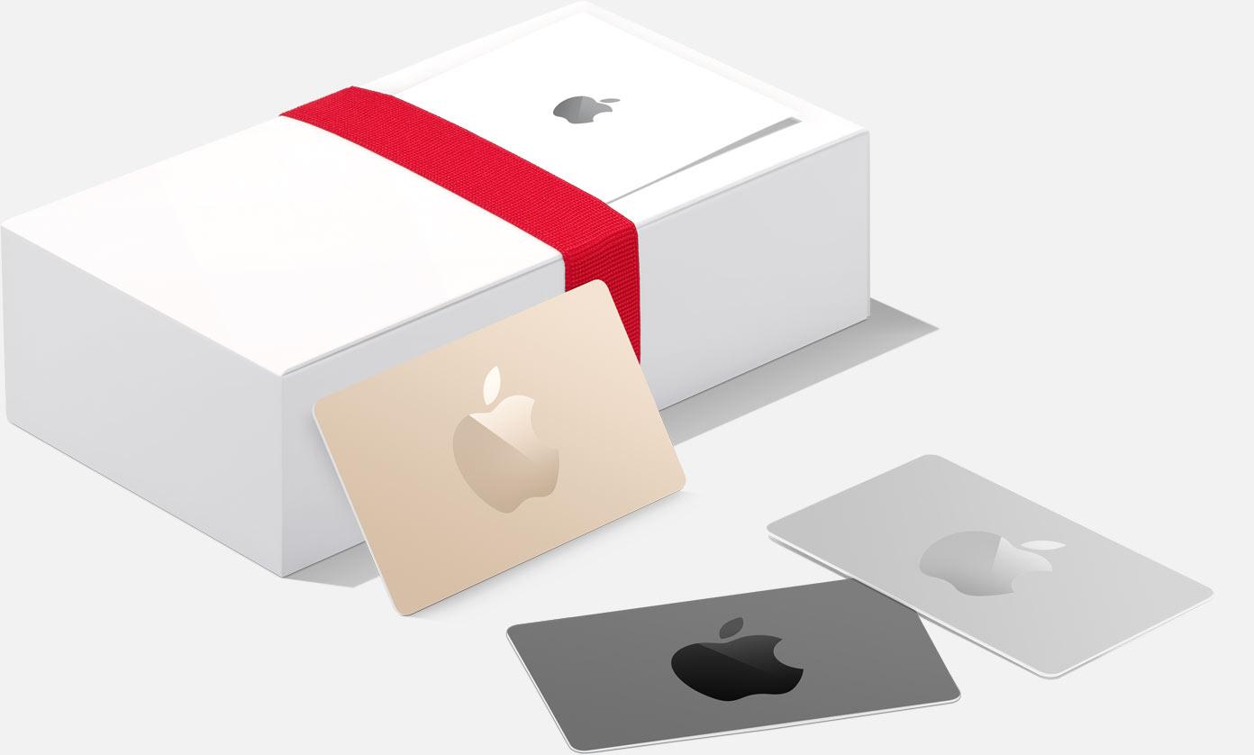 Apple Christmas Gift Wrapping