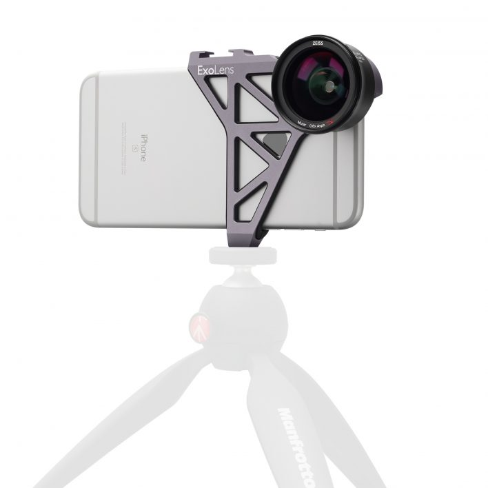 ExoLens with Optics by ZEISS Wide Angle Lens Kit for iPhone