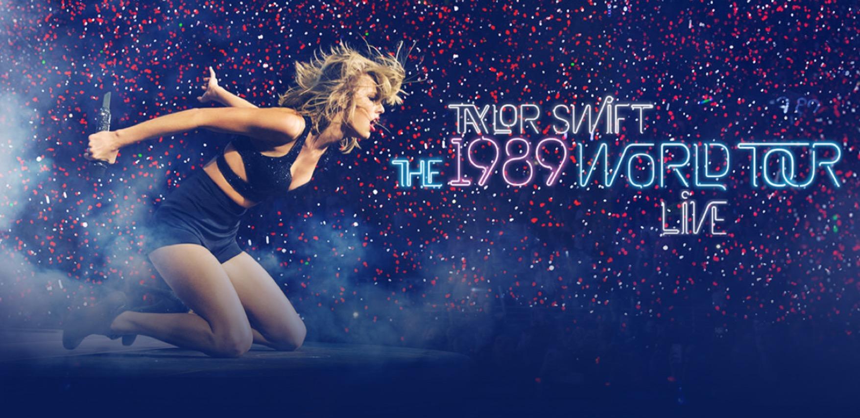 Taylor Swift Live 1989 World Tour Movie