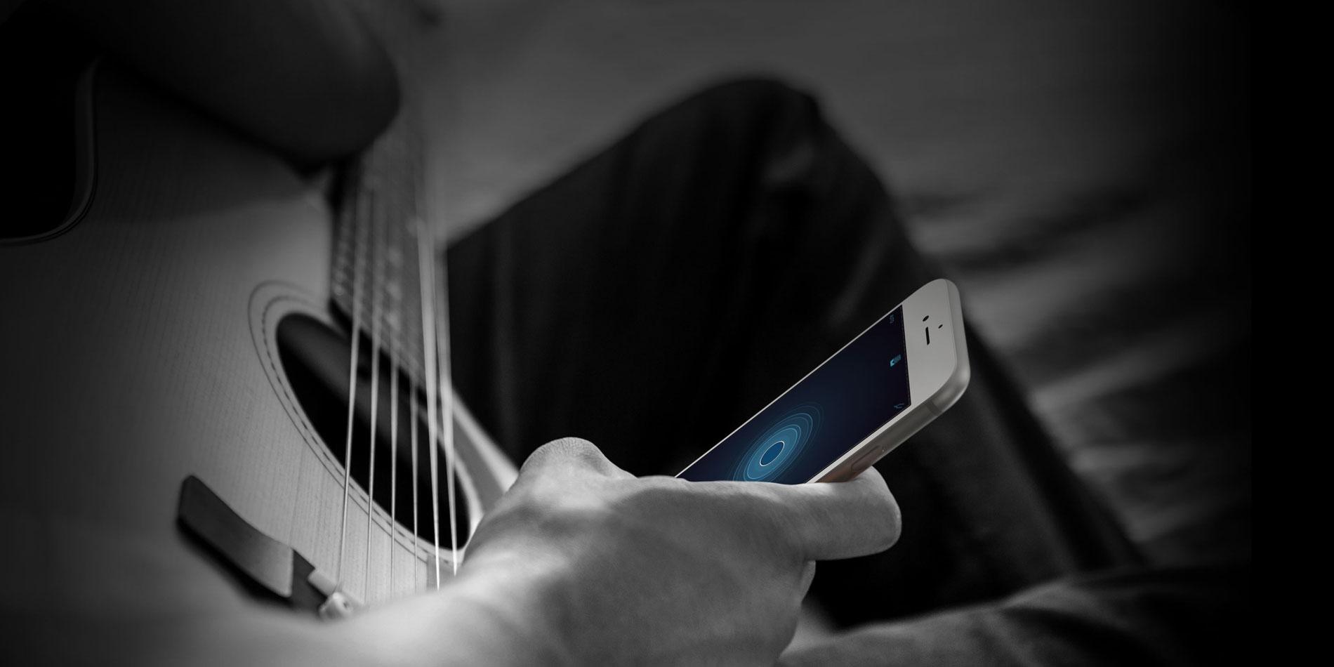 Apple Music Memo App iPhone