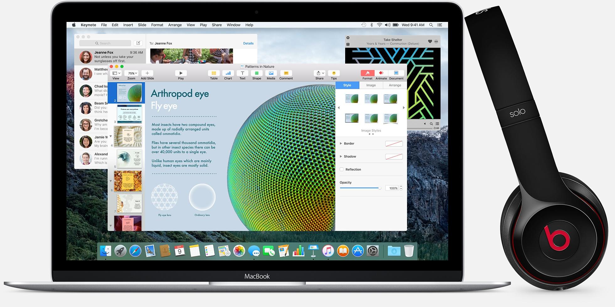 Apple Back To Uni MacBook Beats