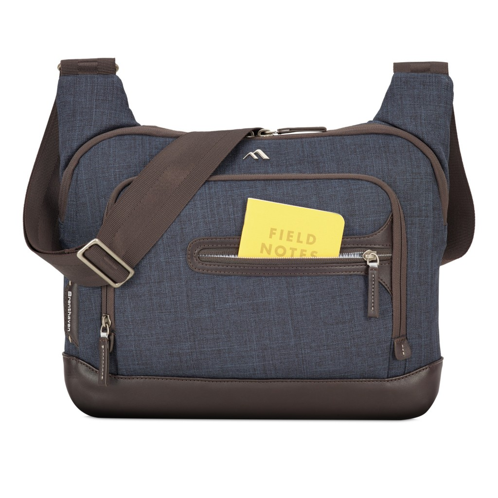 "Brenthaven 13"" Collins Courier Bag"