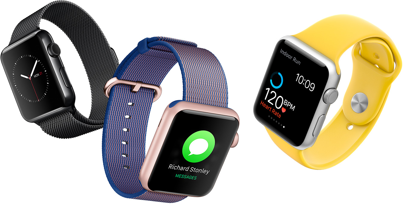 New Apple Watch Bands 2016