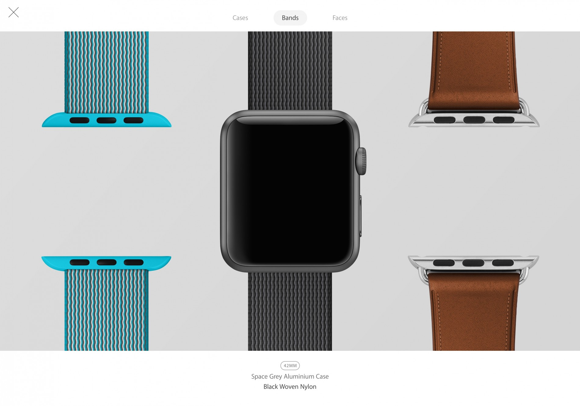Apple Watch Interactive Gallery