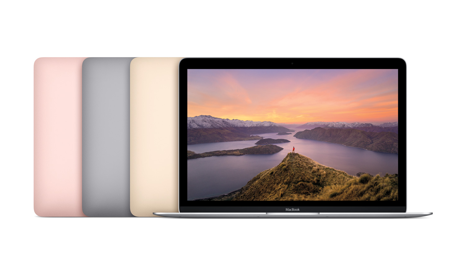 New 2016 MacBook range
