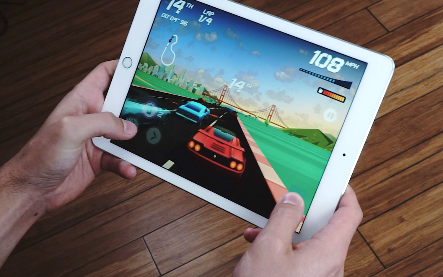 iPad Pro Review Gaming