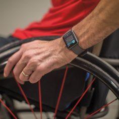 Apple Watch Wheelchair