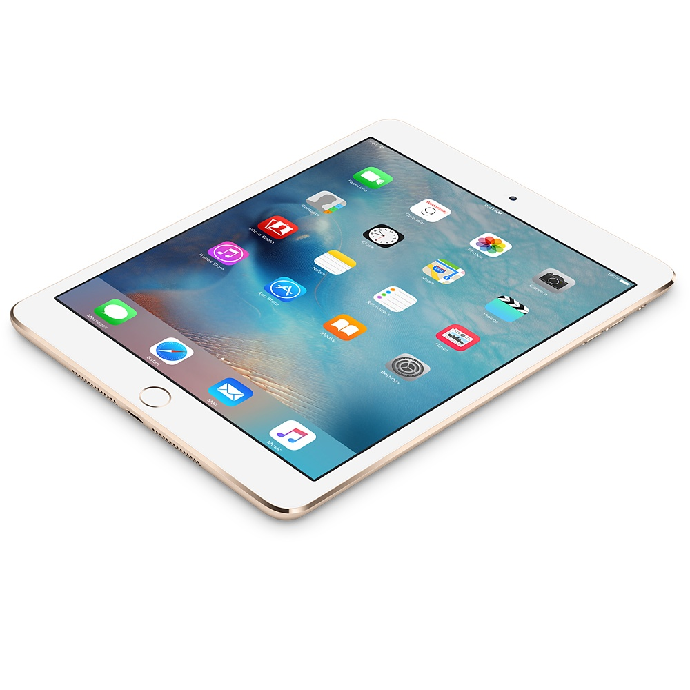 Refurbished iPad Mini 3 Gold