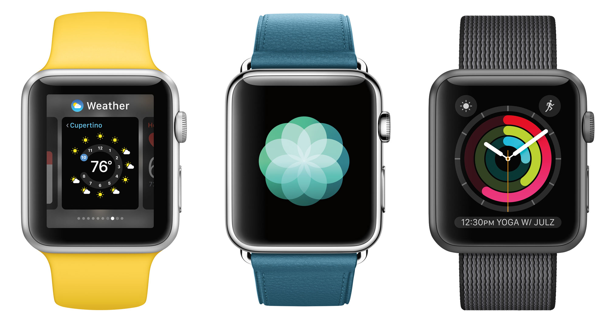 WatchOS 3 Apple-Watch