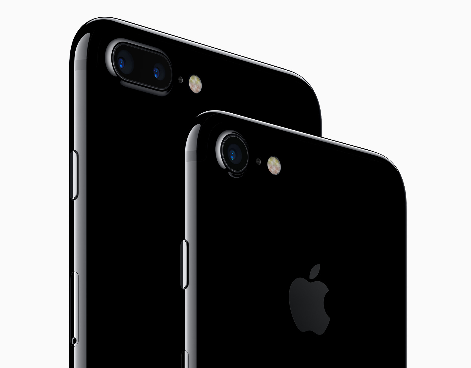 New iPhone 7 and iPhone 7 Plus Jet Black