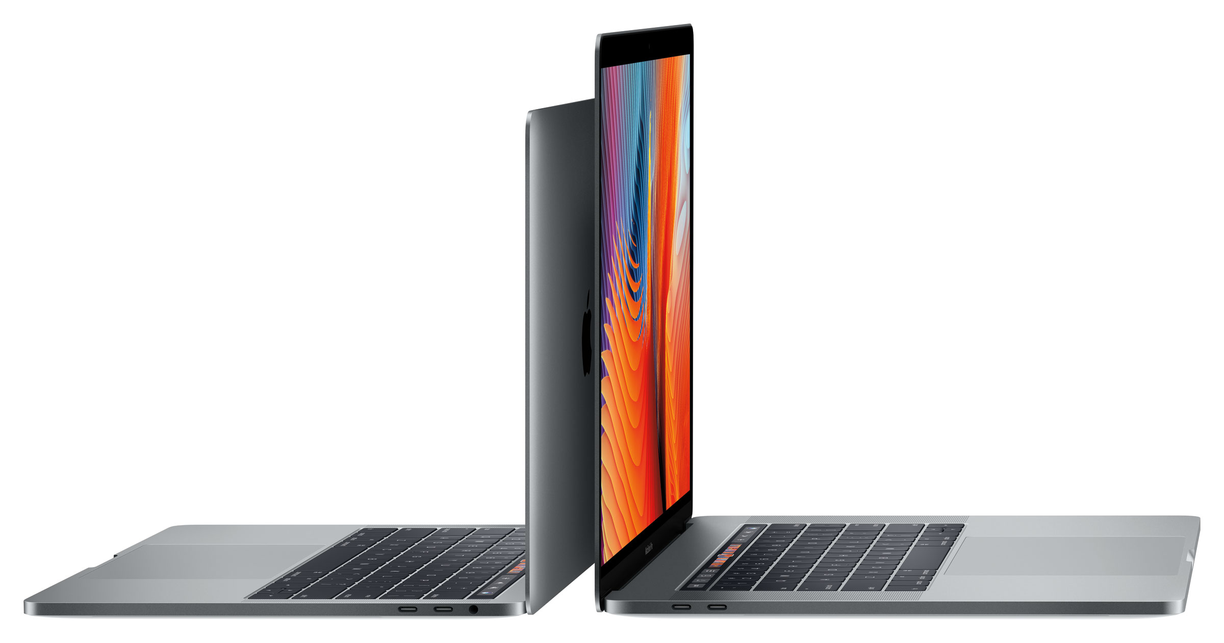 New 13-inch and 15-inch Apple MacBook Pro Range