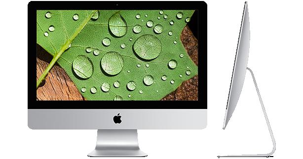 Retina iMac 21-inch with 4k Retina Display