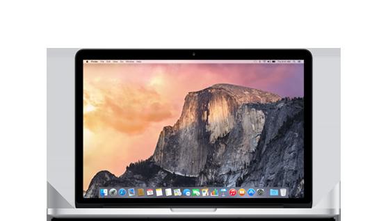 MacBook Pro Retina product