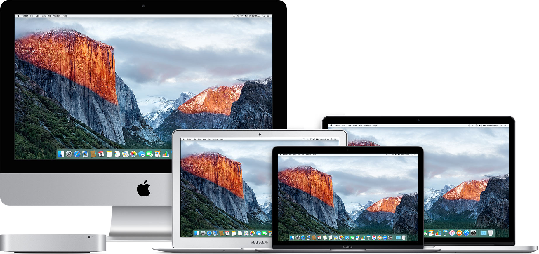 New Mac Range late 2015