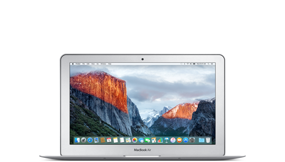 Late 2015 MacBook Air 11-inch
