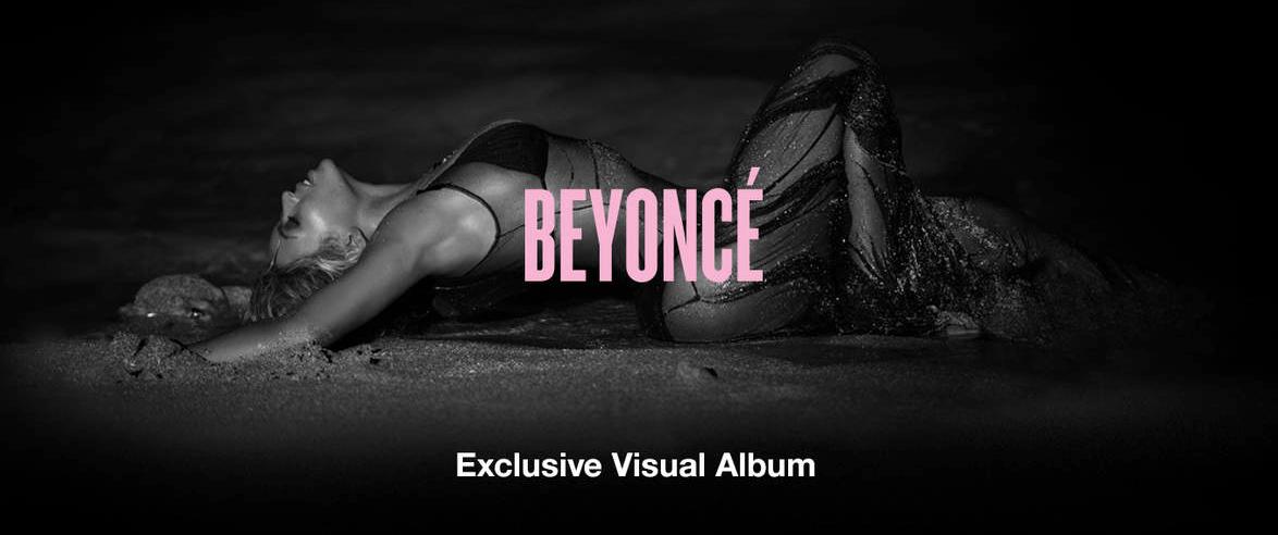 Beyonce album itunes