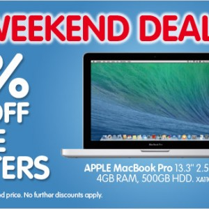 dick smith australia day long weekend apple mac