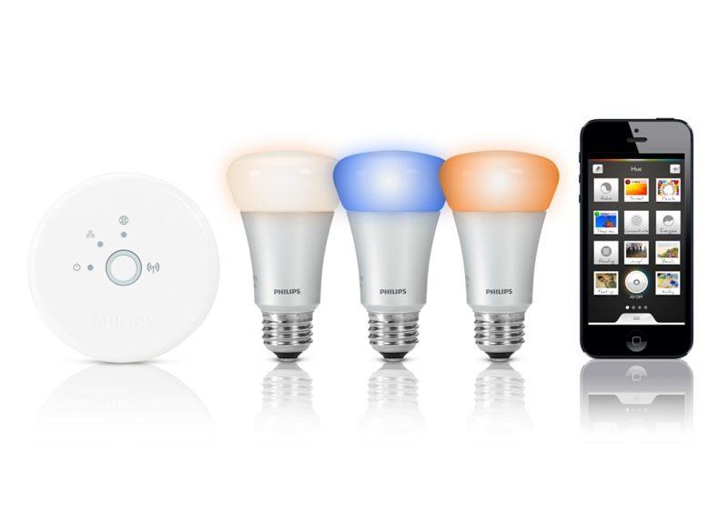 Wireless lights iphone