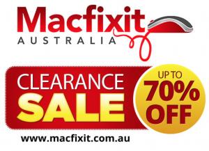 Macfixit February clearance sale