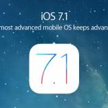iOS 7.1 Update Australia