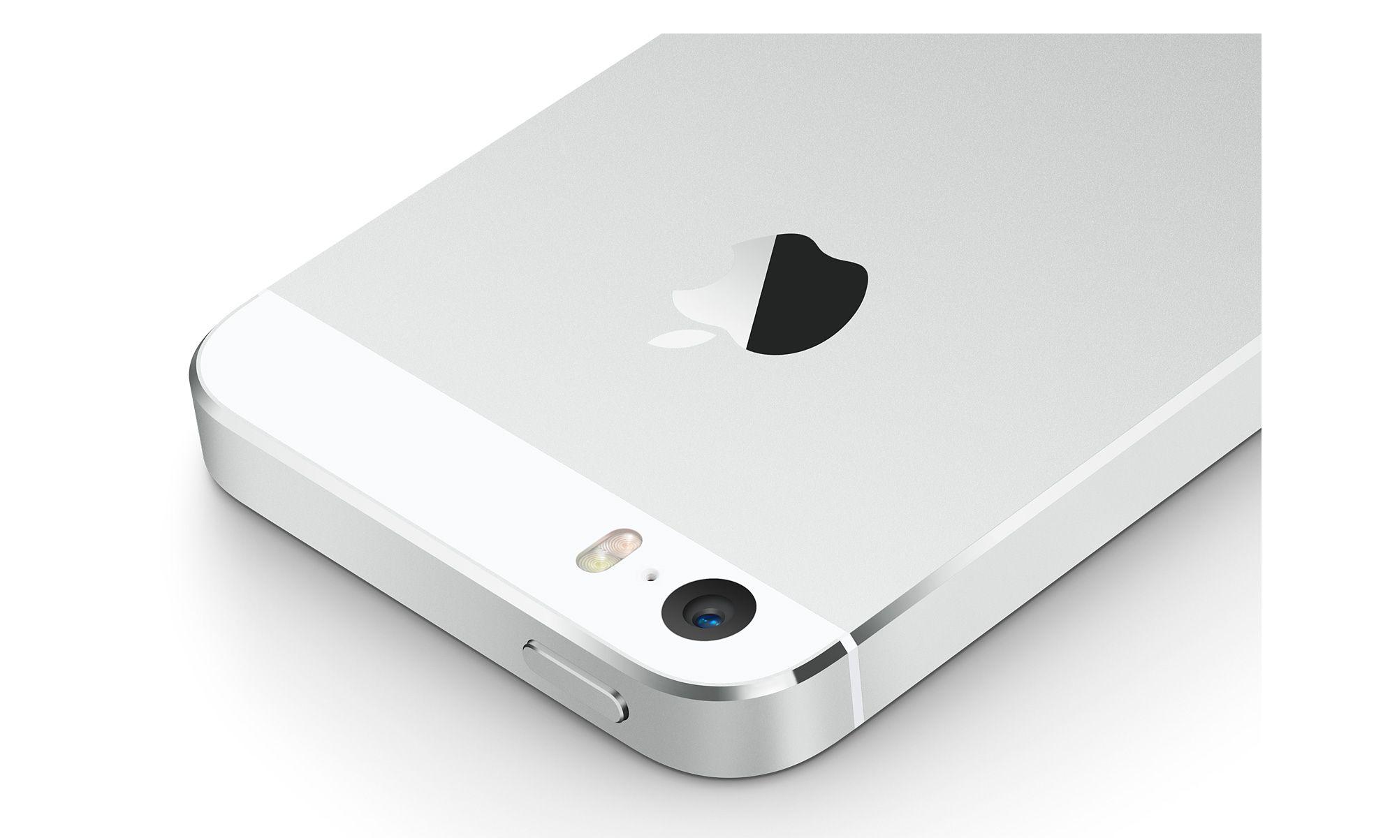 iPhone 5 top wake-sleep button