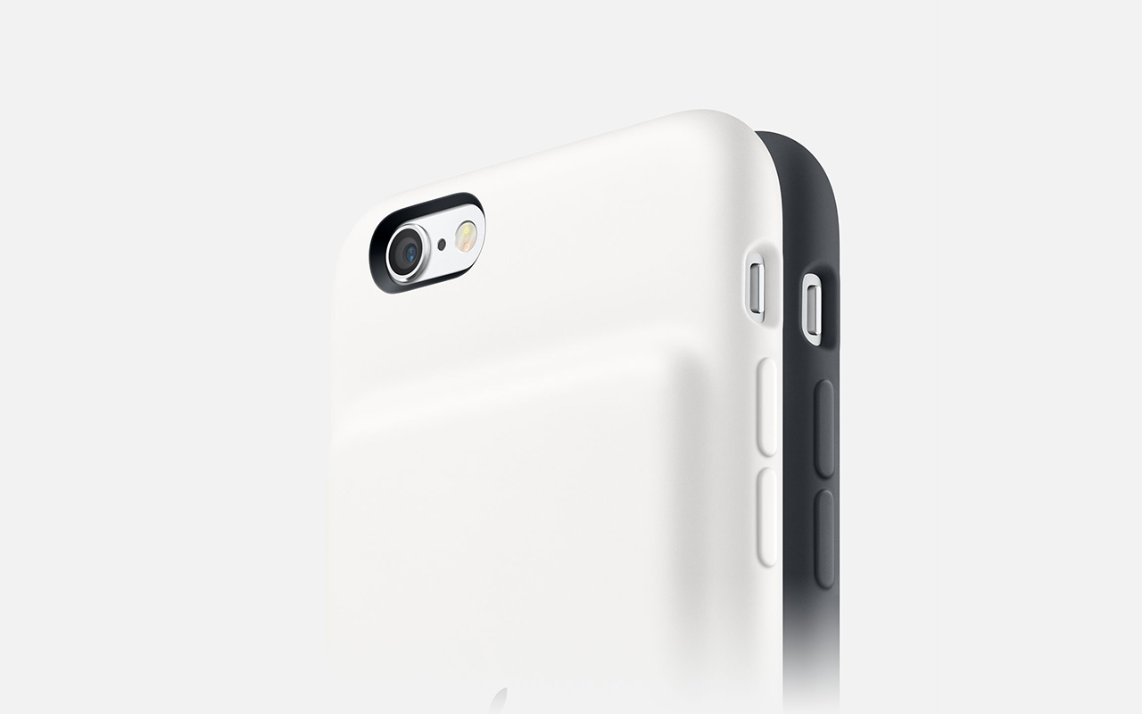 Official iPhone Smart Battery Case