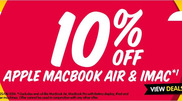 Dick Smith August Mac