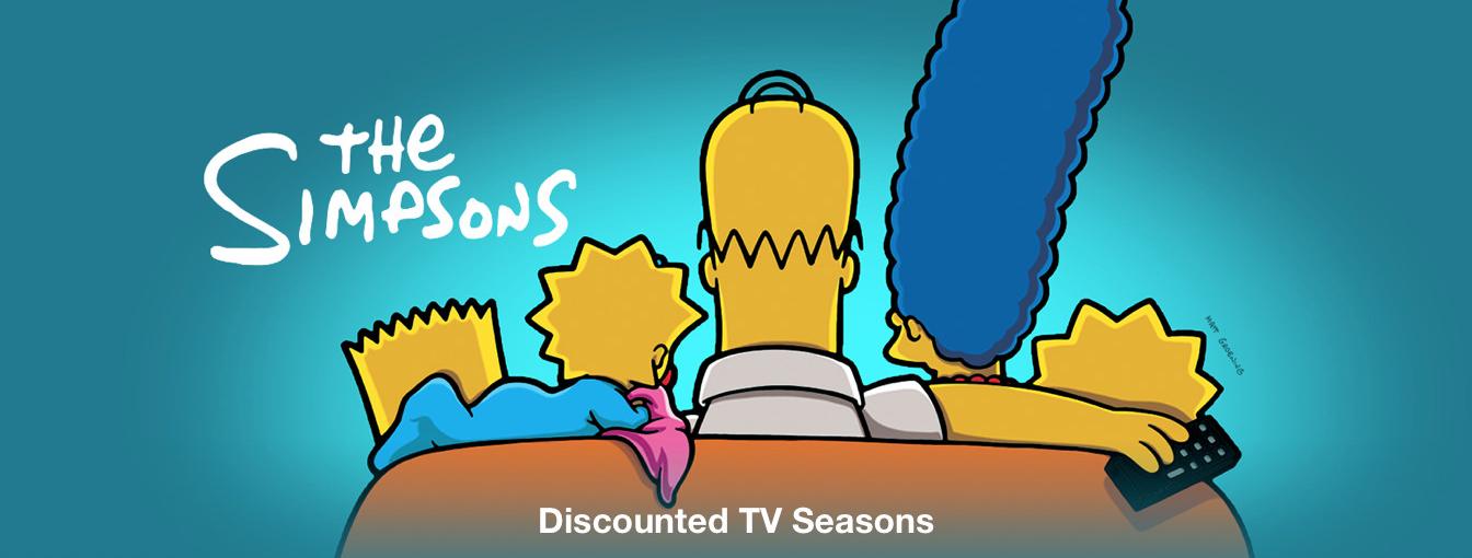 The Simpsons iTunes Australia