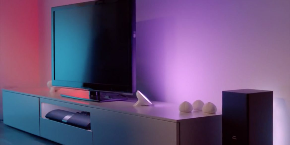 Control your lights with Hue Light strip & lamp - Mac Prices