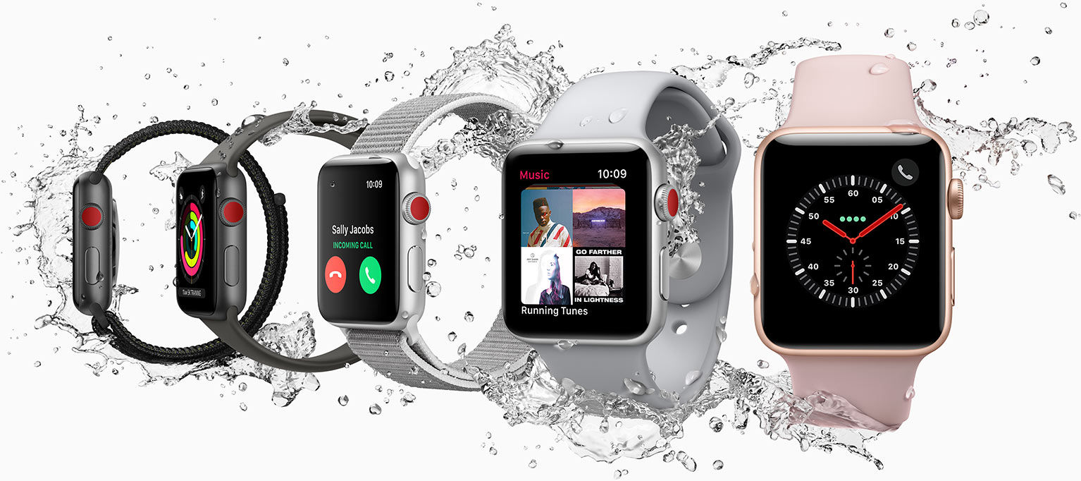 Apple Watch Series 3 Range Australia