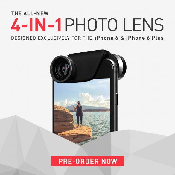 Olloclip iPhone 6 lens Australia
