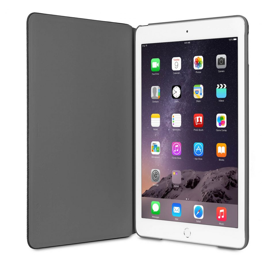 Logitech Hinge Case for iPad-3