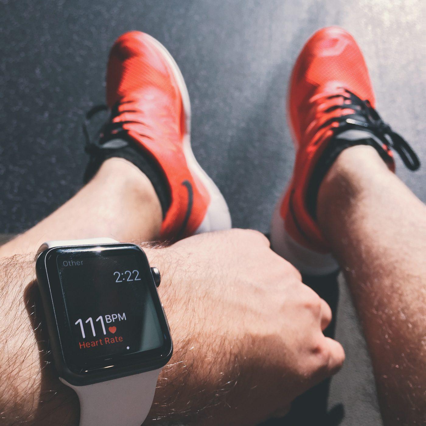 Apple Watch Gym