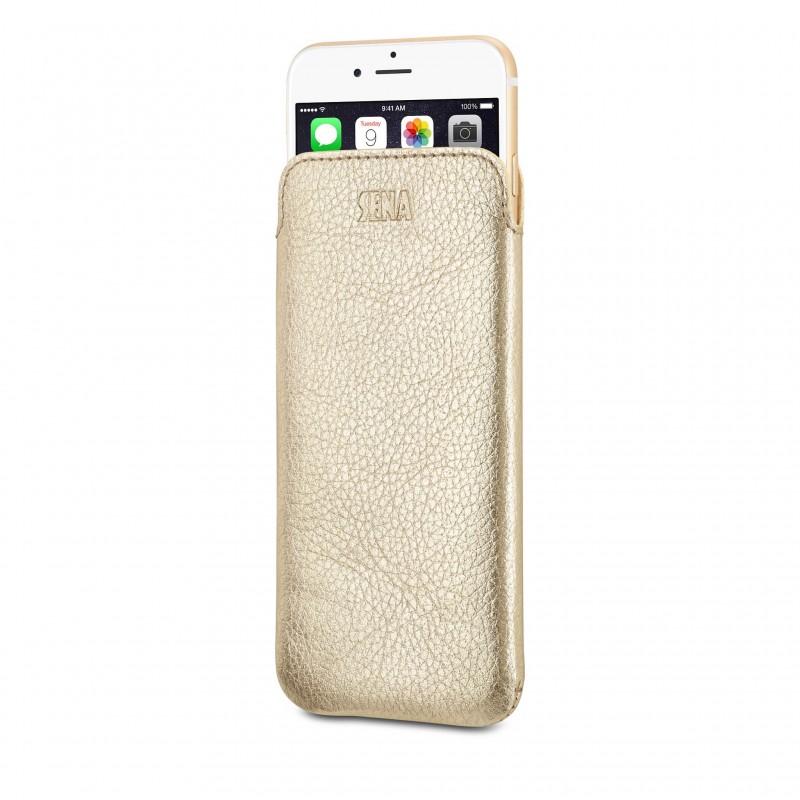 Sena Ultraslim Case iPhone 6 Gold-2