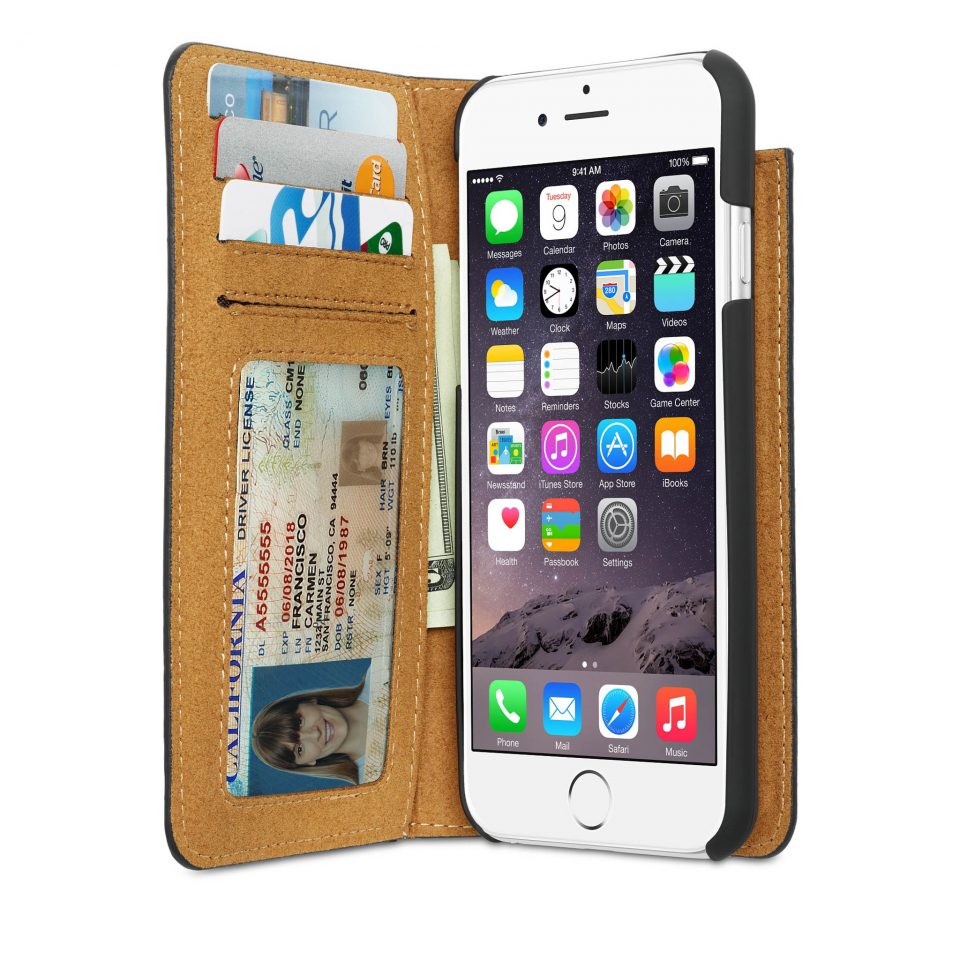 Twelve South BookBook iPhone Case-3