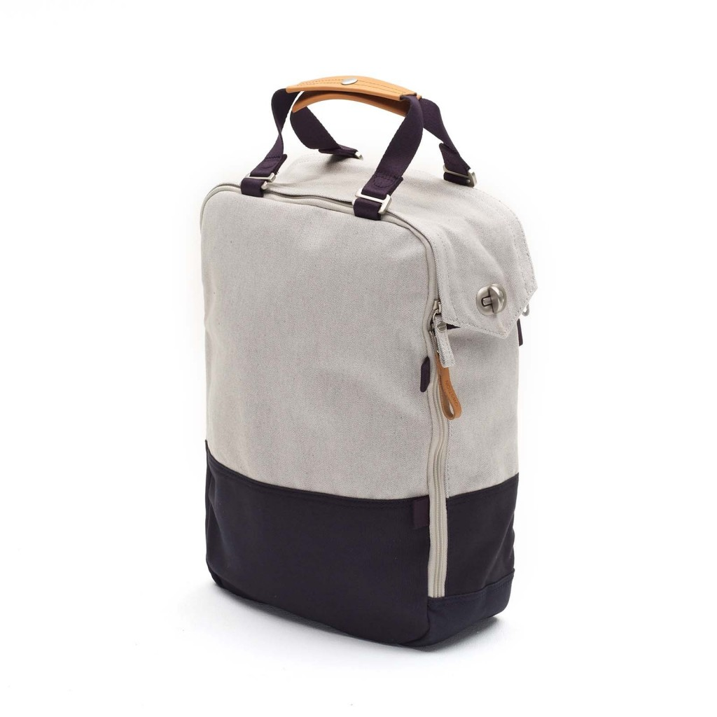 QWSTION DayPack Navy Duotone
