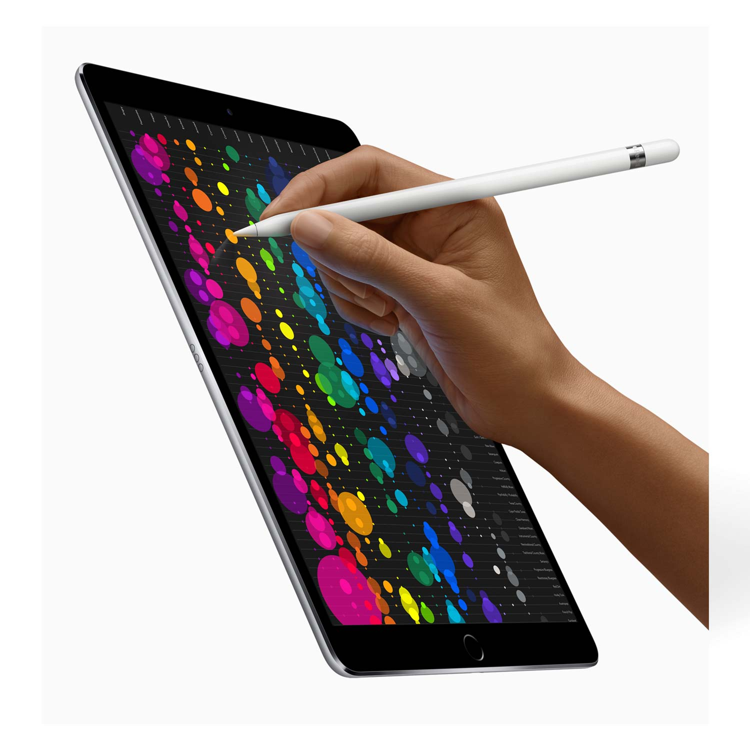 10-inch iPad Pro 2017 with Apple Pencil