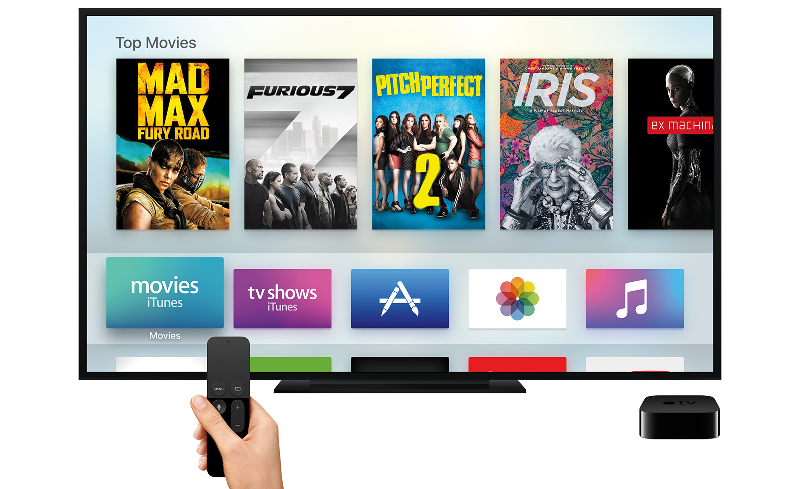 Buy New Apple TV