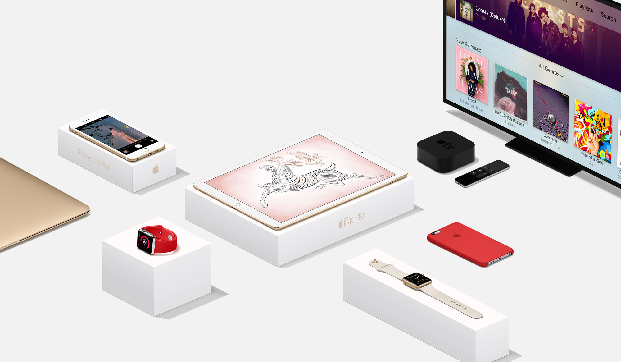 Apple 2015 Christmas Gift Guide