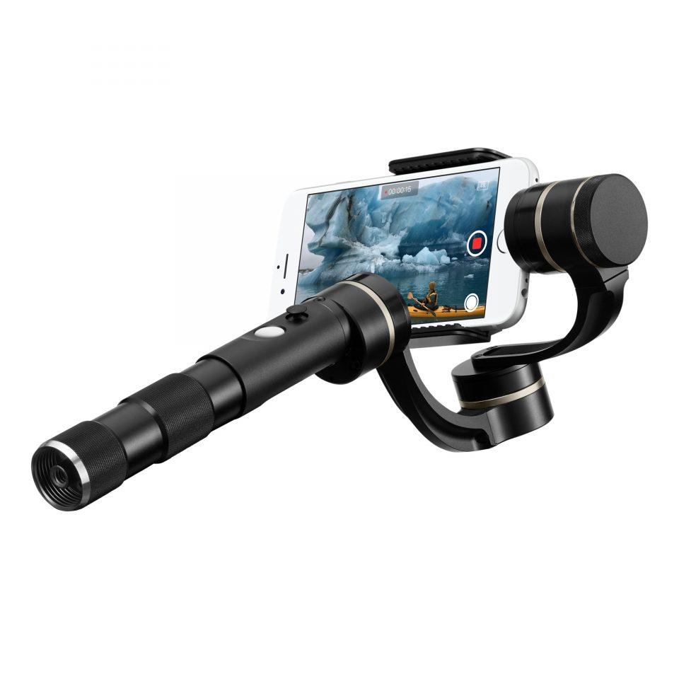 Feiyu Tech G4 Pro 3-Axis Handheld Stabilised Gimbal for iPhone