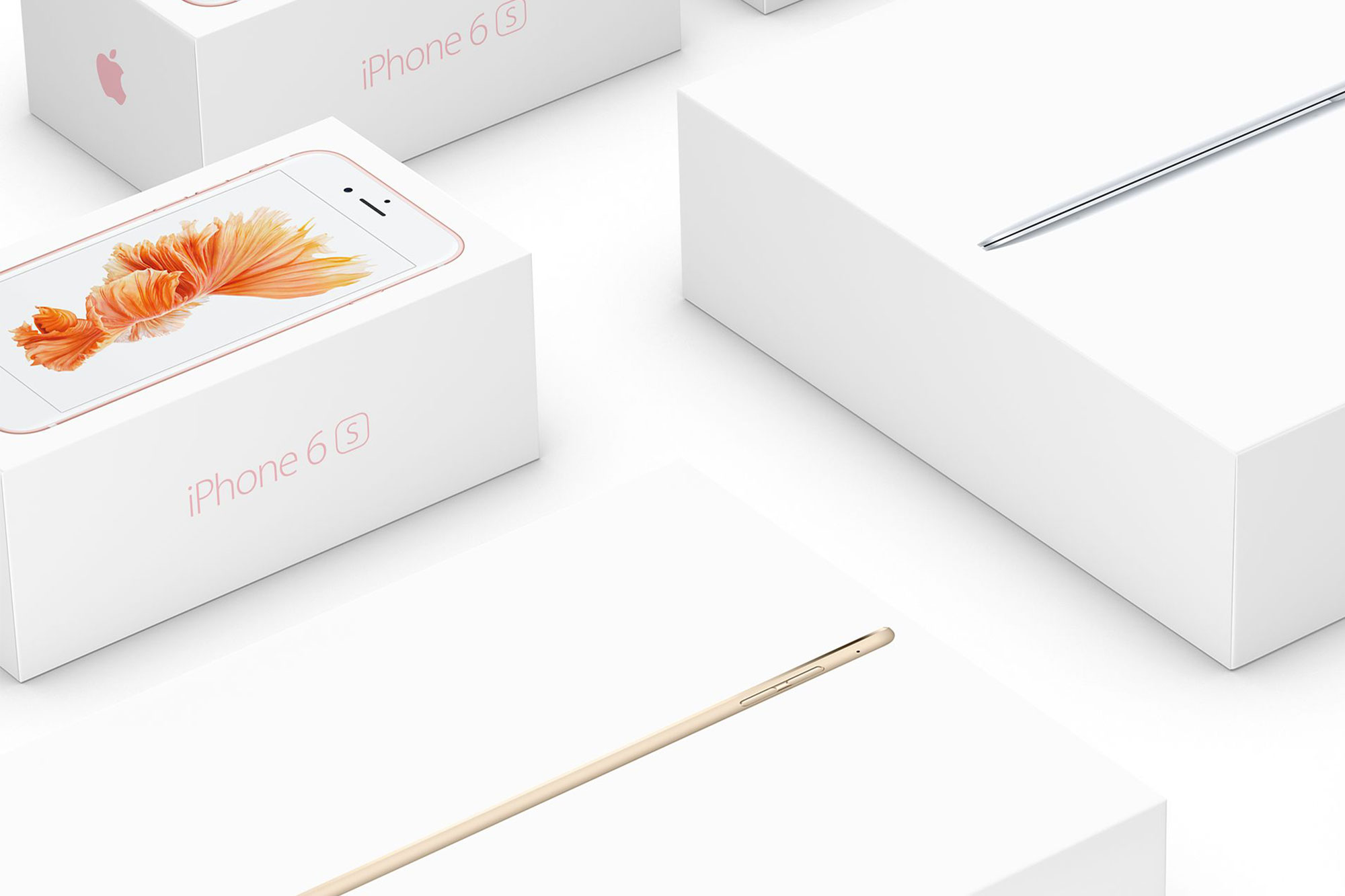 Apple Shipping Online Store