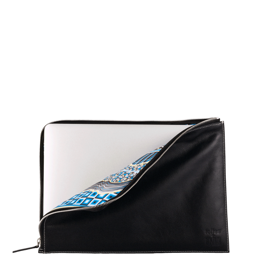 Toffee + Beastman Corner Sleeve MacBook iPad