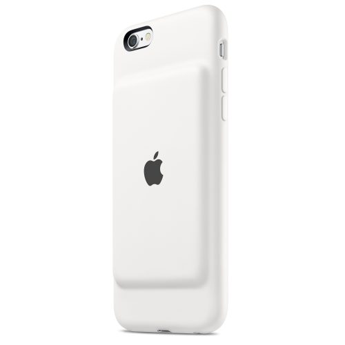 Official iPhone 6s White Battery Case