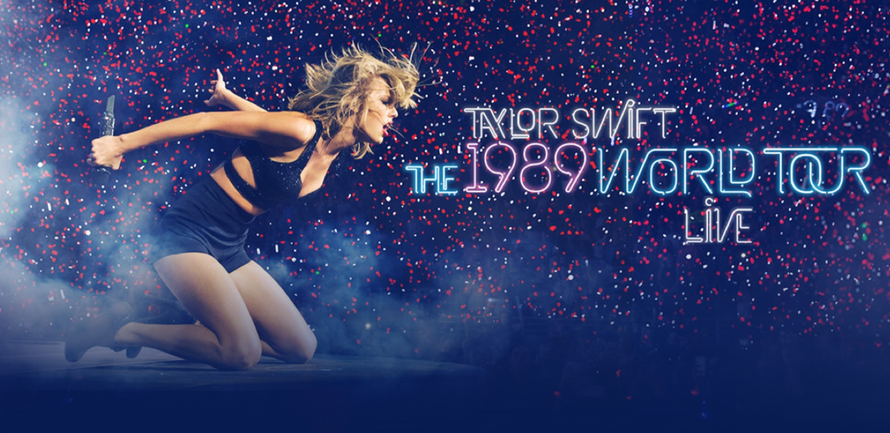Taylor Swift Live 1989 World Tour Movie
