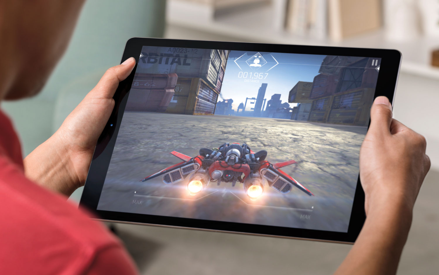 New iPad Pro Gaming