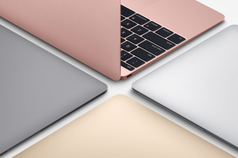 Apple 12-inch MacBook Colours