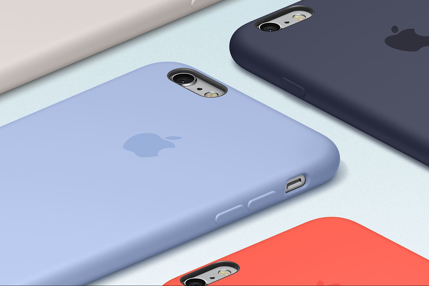 New iPhone case colours