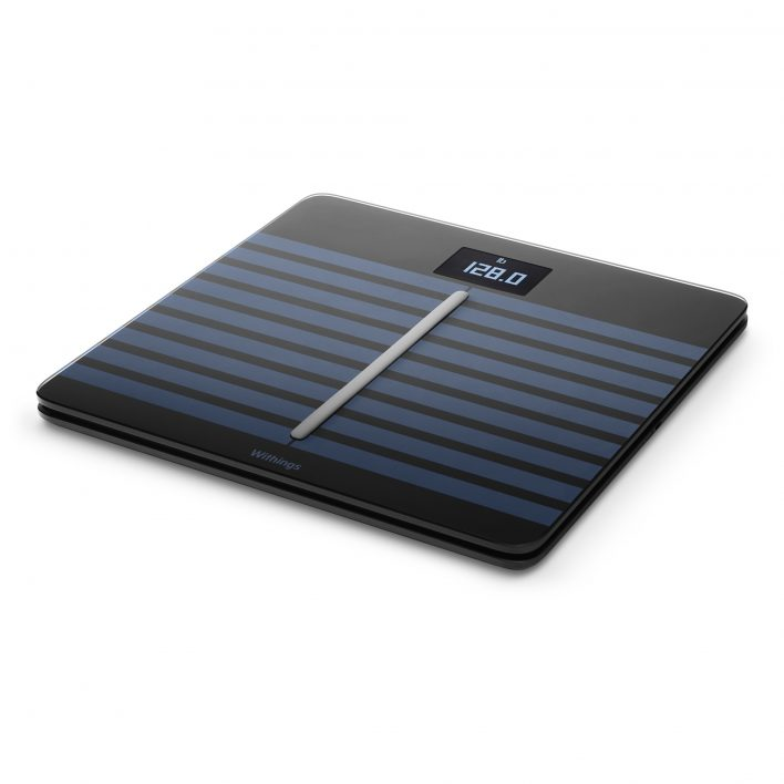 Withings Body Cardio Scale For iPhone And Apple Watch Black